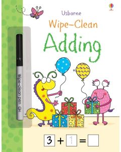 Small Image for WIPE CLEAN BOOK~ADDING