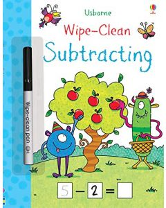 Small Image for WIPE CLEAN BOOK~SUBTRACTING