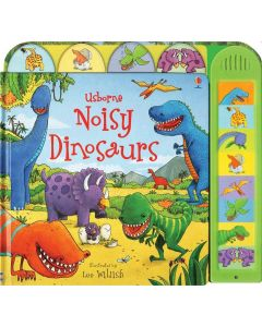 Small Image for NOISY DINOSAURS BOOK