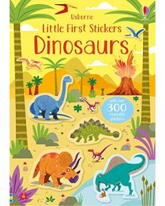 Small Image for LITTLE STICKERS~DINOSAURS
