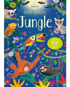 Base Image for LITTLE STICKERS~JUNGLE