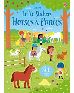 Small Image for LITTLE STICKERS~HORSES AND PON