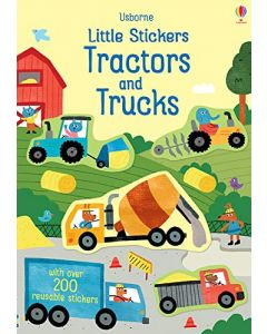 Small Image for LITTLE STICKERS~TRACTORS AND T