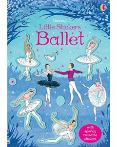 Small Image for LITTLE STICKERS~BALLET BOOK