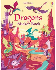 Small Image for DRAGONS STICKER BOOK