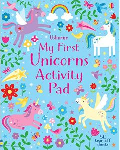 Small Image for FIRST UNICORN~ACTIVITY BOOK