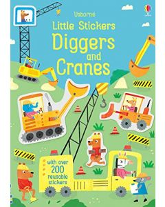 Small Image for LITTLE STICKERS~DIGGERS AND CR