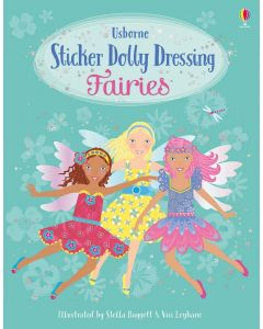 Small Image for STICKER DOLLY DRESSING~FAIRIES