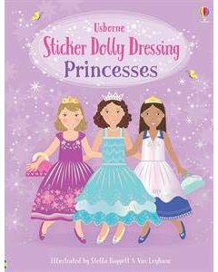 Small Image for DRESSING PRINCESSES~STICKER DO