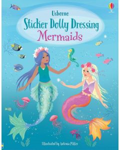 Small Image for STICKER DOLLY DRESSING~MERMAID
