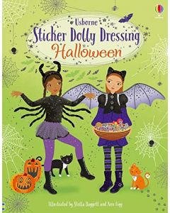 Small Image for STICKER DOLLY DRESSING~HALLOWE