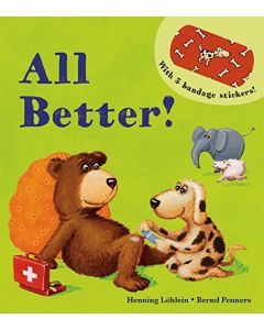 Small Image for ALL BETTER BOOK