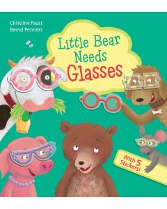 Small Image for LITTLE BEAR~NEEDS GLASSES BOOK