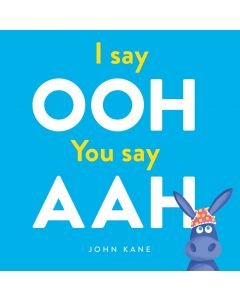 Small Image for I SAY OOH~YOU SAY AAH BOOK