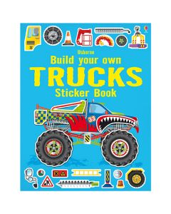 Sticker Book Build Your Own T