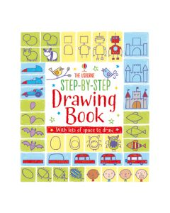 STEP BY STEP BOOK~DRAWING