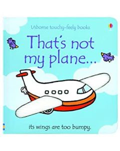 That's Not My Plane~Its Wings