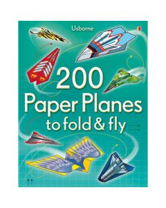 200 PAPER PLANES~TO FOLD & FL
