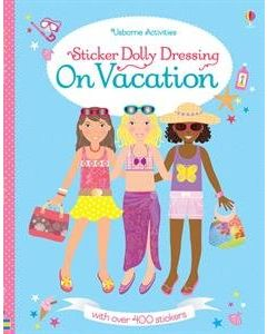 Dolly On Vacation Sticker Dol