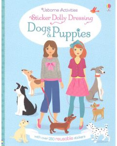 Sticker Dolly Dressing~ Dogs