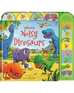 Noisy Dinosaurs Book with Sou