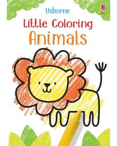 Animals Little Coloring