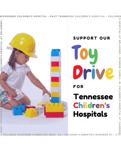 ASHE Toy Drive for Tennessee Children's Hospitals