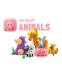 Base Image for HEY CLAY ANIMALS