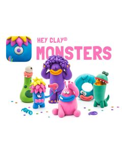 Base Image for HEY CLAY MONSTERS
