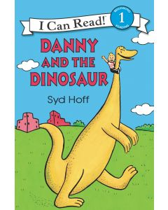 Small Image for DANNY AND THE DINOSAUR~BOOK