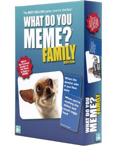 What Do You Meme?Family Edition Game