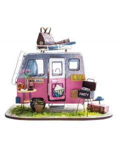 Base Image for MINIATURE HOUSE~Happy Camper