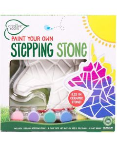 PAINT YOUR OWN UNICORNSTEPPING STONE