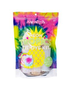 Base Image for TIE DYE KIT- NEON TROPICS