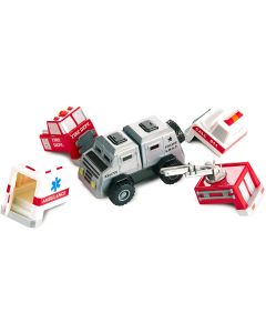 Small Image for BUILD A TRUCK RESCUE SET~MIX O