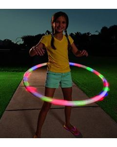 Small Image for LIGHT UP HULA HOOP