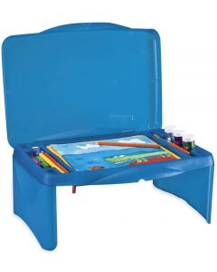 Small Image for FOLDING LAP DESK BLUE