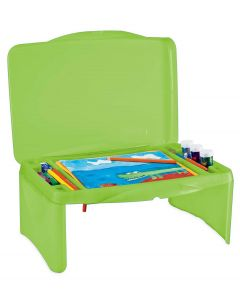 Small Image for GREEN FOLDING LAP DESK