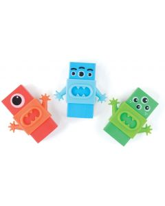 Small Image for MONSTER ERASERS