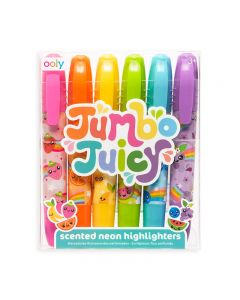 Base Image for JUMBO JUICY SCENTED~NEON HIGHL