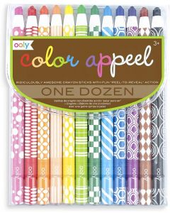 Small Image for COLOR APPEEL~CRAYON STICKS