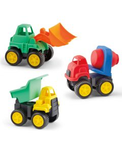 Small Image for LITTLE TUFFIES TRUCKS