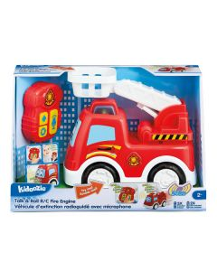 TALK  RC FIRE ENGINE
