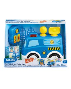 TALK RC POLICE VAN