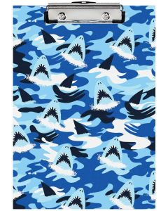 Small Image for SHARKS CLIPBOARD SET