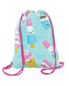 Small Image for ICE CREAM TOWEL IN A BAG