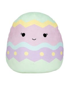 Squishmallow Easter 12~Inch Decorated Pink Easter Egg