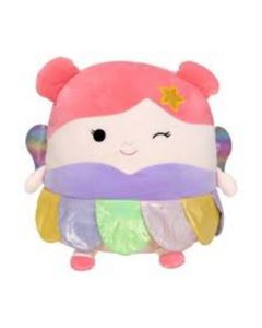 Squishmallow 12 InchPink Hair Fairy