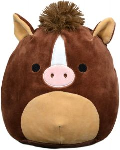 Base Image for SQUISHMALLOW 5 INCH~BROWN HORS