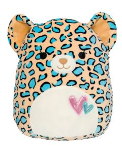 Squishmallow 5 InchTeal Le